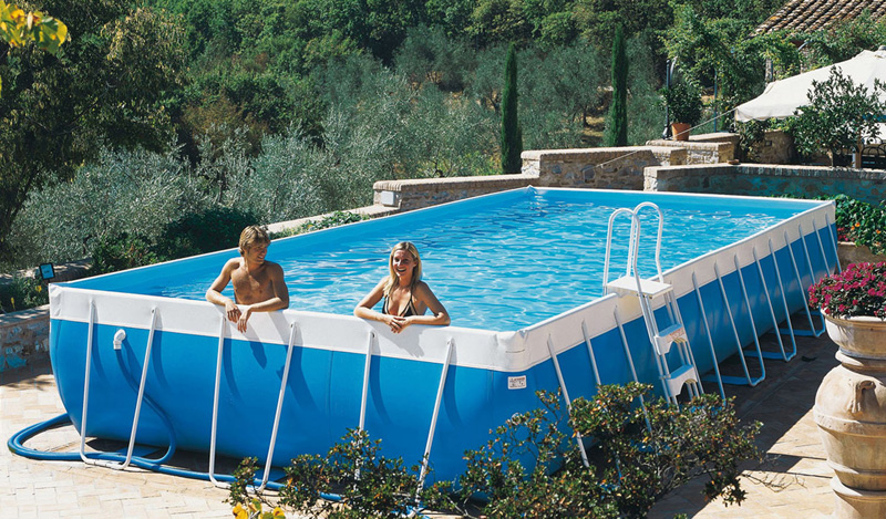 Piscine Laghetto Classic - Systems Pool