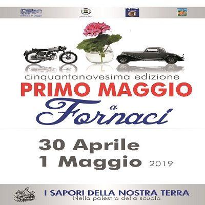 Primo Maggio a Fornaci 2019